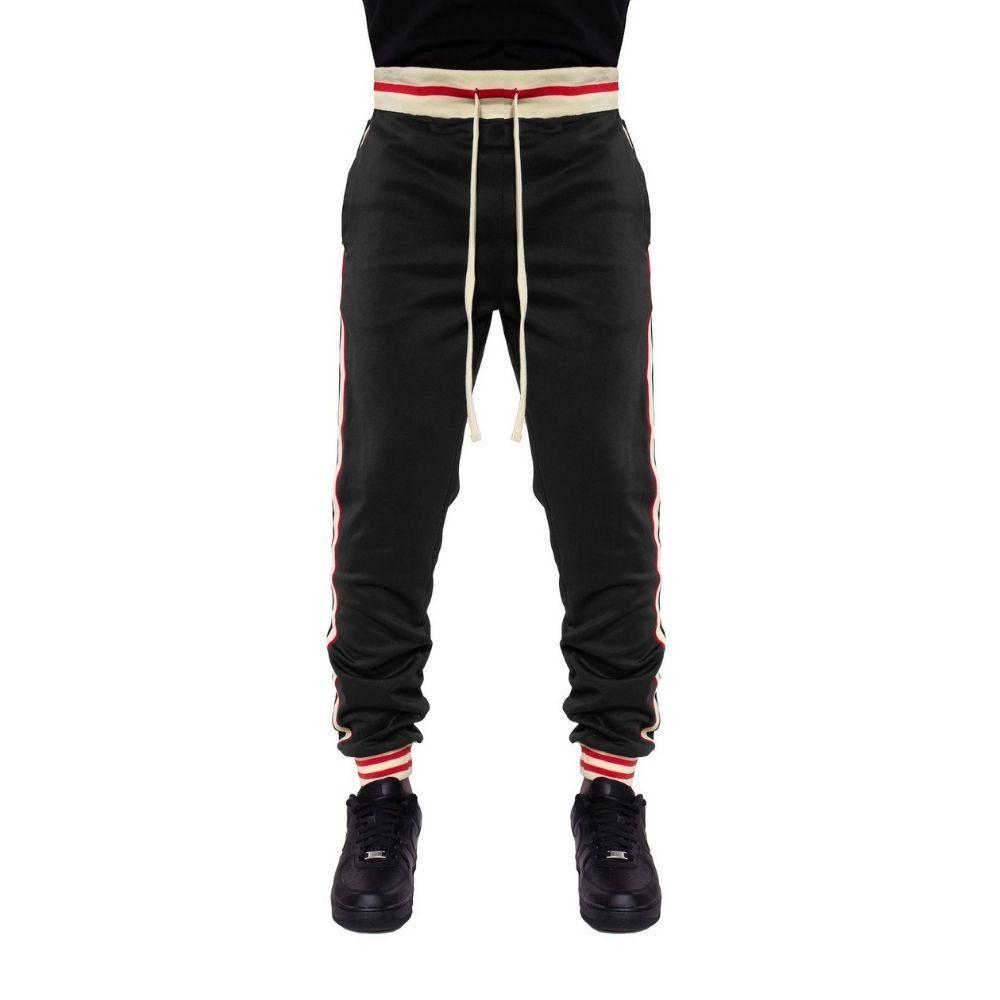 The Elite Track Pants Mens Joggers Seize&Desist Los Angeles