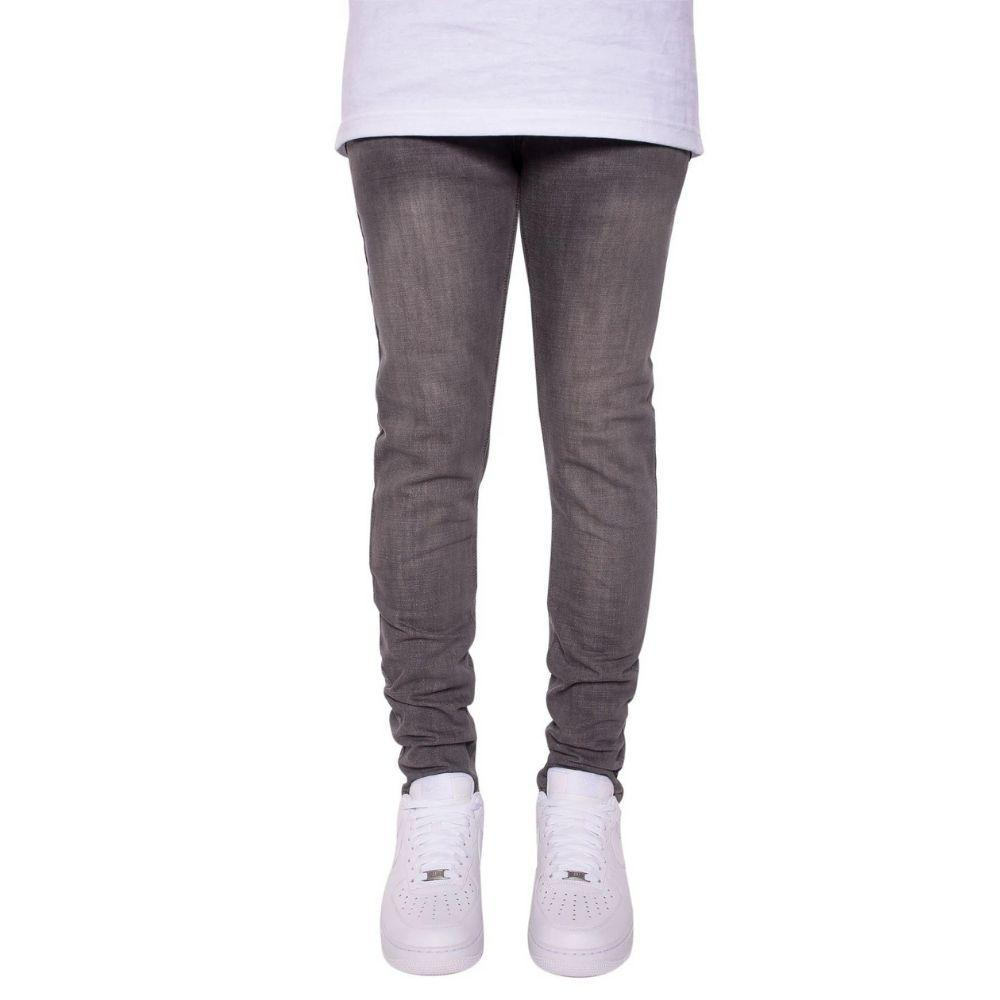 Victor Skinny Jeans in Ash Grey Mens Jeans Seize&Desist Los Angeles