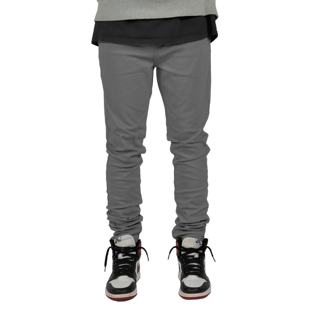 Skater Jeans (Light Grey)