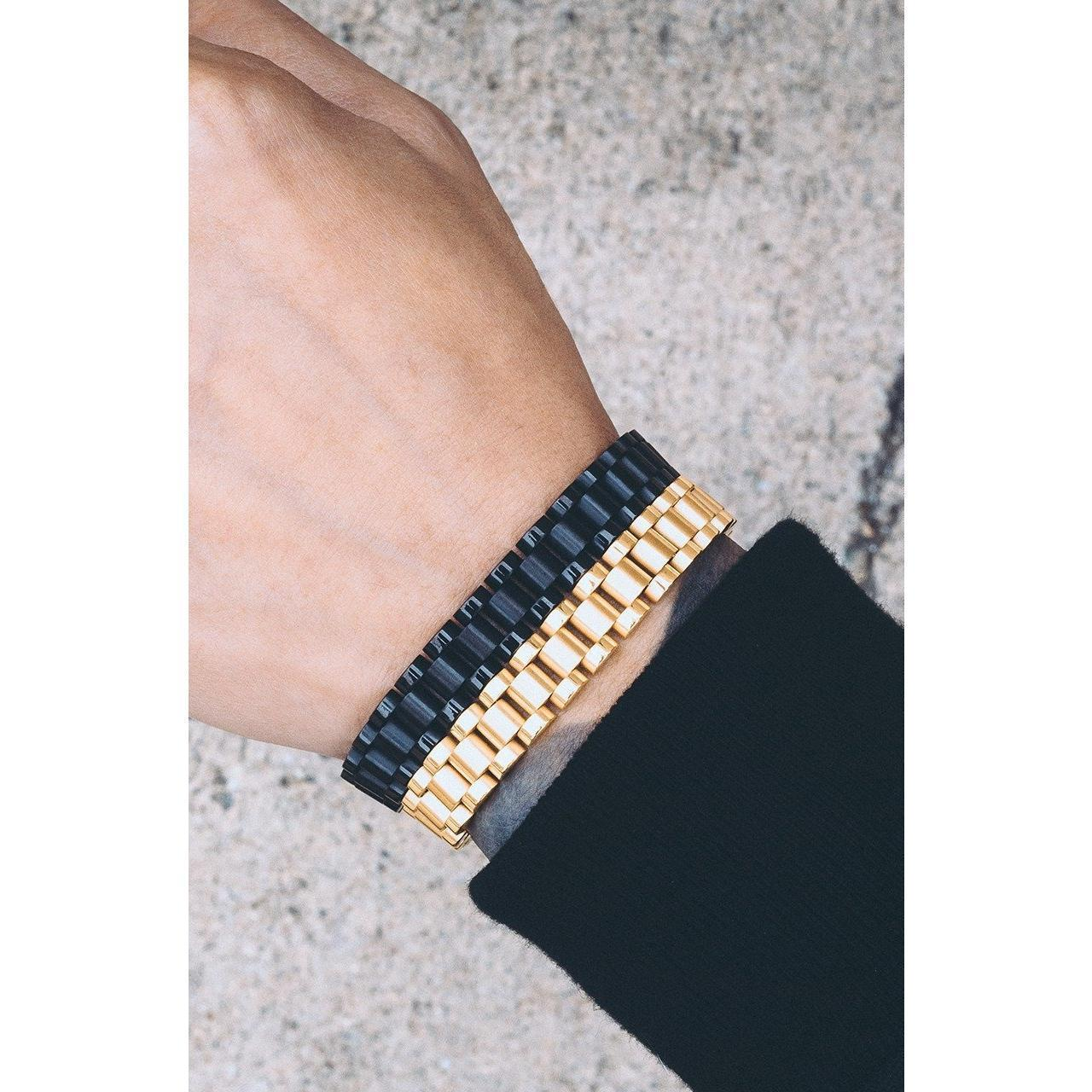 Mister Link Bracelet Mens Jewelry and Watches Mister SFC