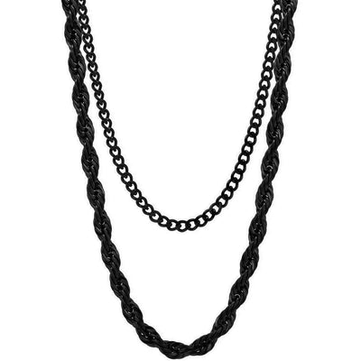 Seize&Desist Los Angeles-Mister Rope Chain- Mens Jewelry and Watches