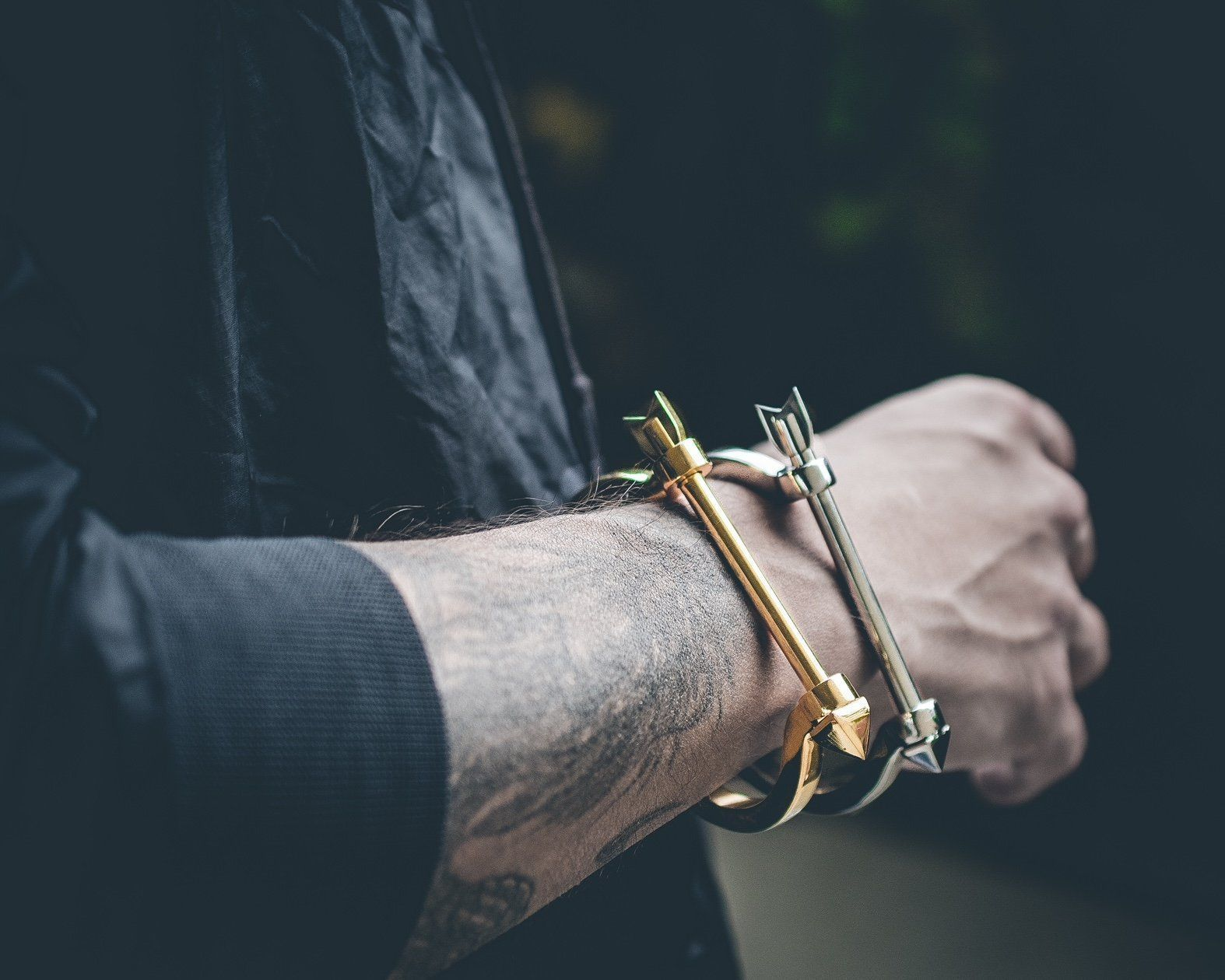 Seize&Desist Los Angeles-Mister Arrow Bracelet- Mens Jewelry and Watches