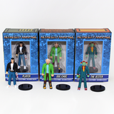 Retro City Rampage Mini Figures (3 Pack)
