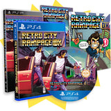Retro City Rampage™ DX • Limited PS4™ Retail + PSP® Bonus