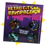 Retro City Rampage™ • Button Set Combo