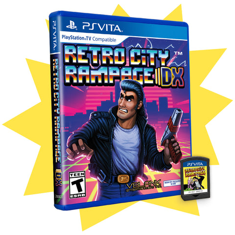 Retro City Rampage™ DX • PS Vita (2019)
