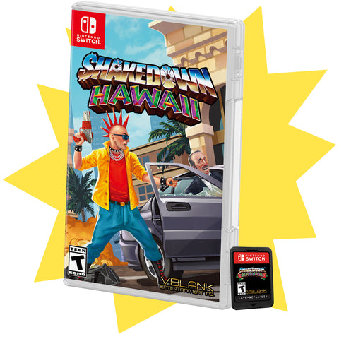 Shakedown: Hawaii • Switch Standard Edition