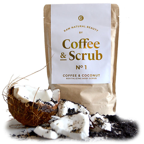 COFFEE & COCONUT BODY SCRUB NO.1