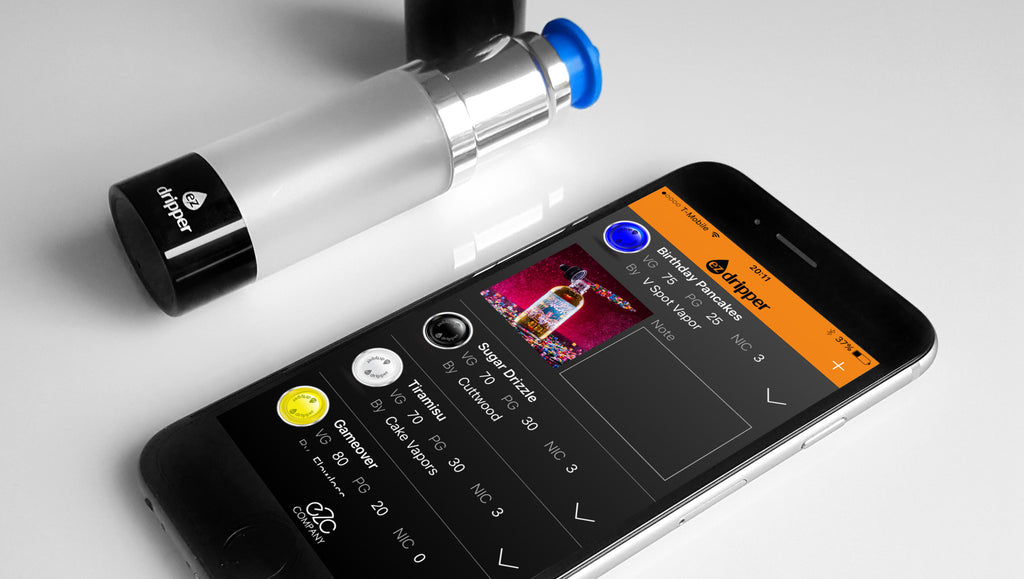 EZ Dripper Bottle IOS App