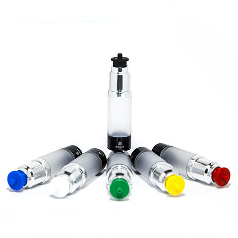 EZ Dripper Bottle (15 ML) x 6 Color Bundle