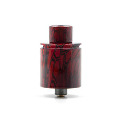 MAKER RDA Red snake skin - EZ Cloud Company