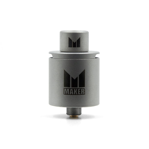 MAKER RDA media blast - EZ Cloud Company