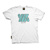 Vapperelle Blue Clouds T-Shirt - EZ Cloud Company