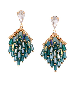 Flock Drop Earrings - Chooseberry