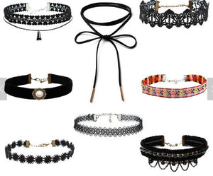 Tamara Choker Set of 8