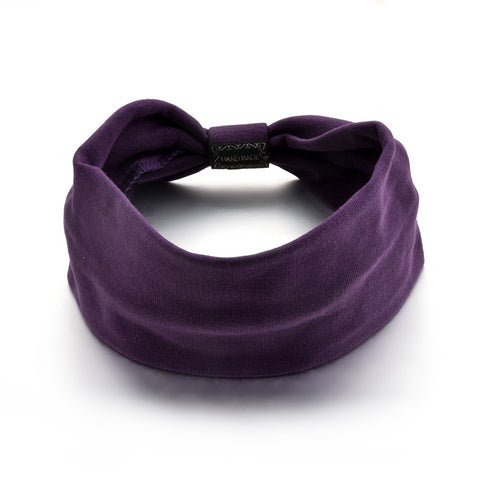 Violet Gym/Yoga Sports Headband