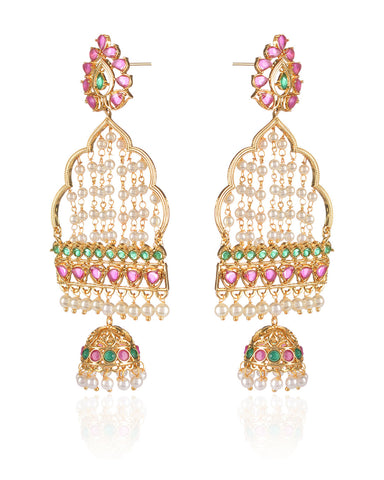 Aaliya Jhumka Earrings