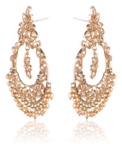 Roshanara Chandbali Earrings
