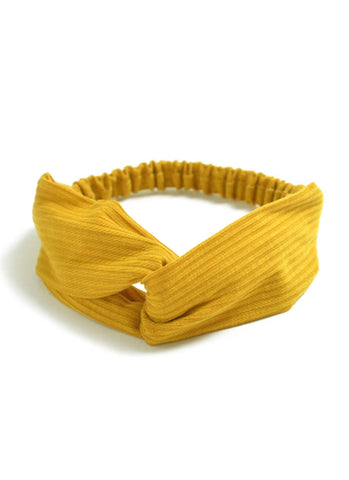 Mustard Gym/Yoga Sports Headband