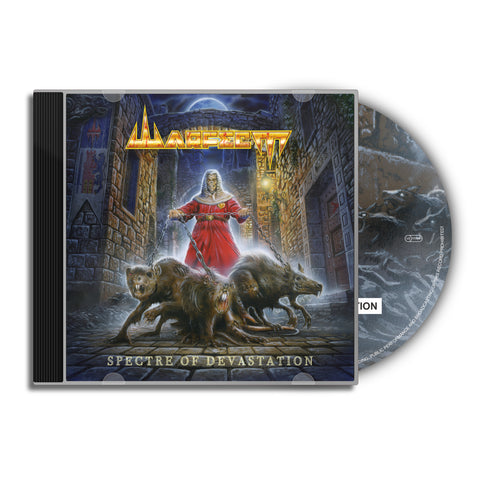 CD SPECTRE OF DEVASTATION PRE-ORDER