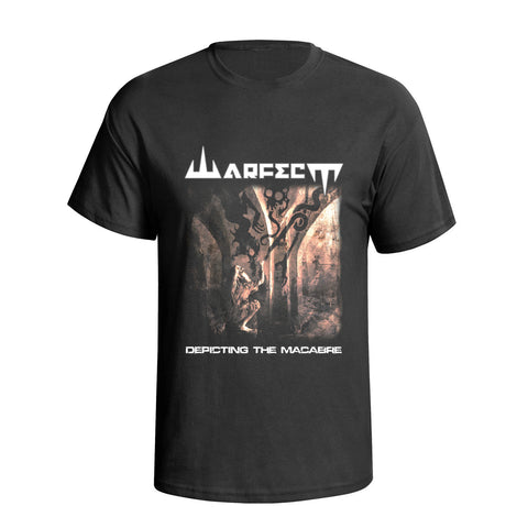 T-shirt DEPICTING THE MACABRE