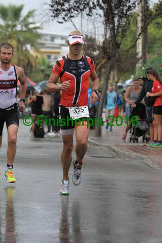 running correction posturale majorque Iron man olivier philippe