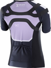 Singlet Triathlon Comp correction posturale Femme dos