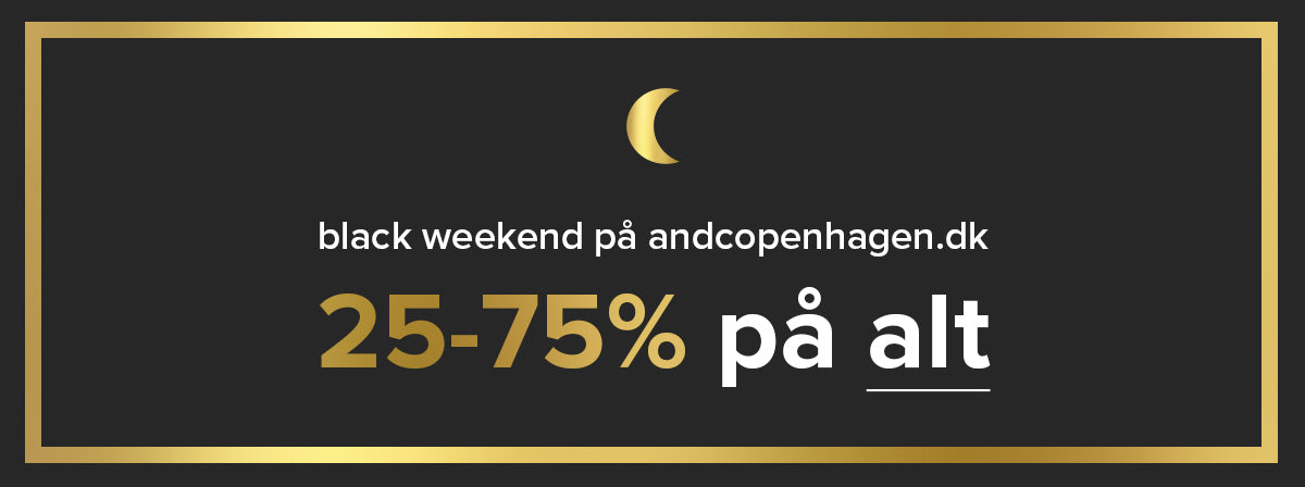 black friday andcopenhagen