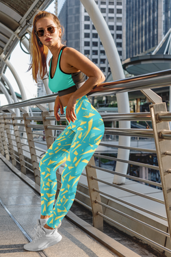 Spark Yoga Leggings
