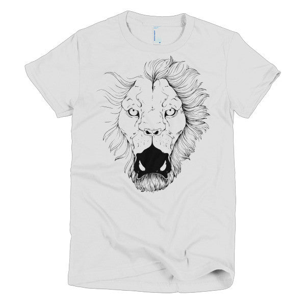 Lioness Tee - A Sign Of Strength