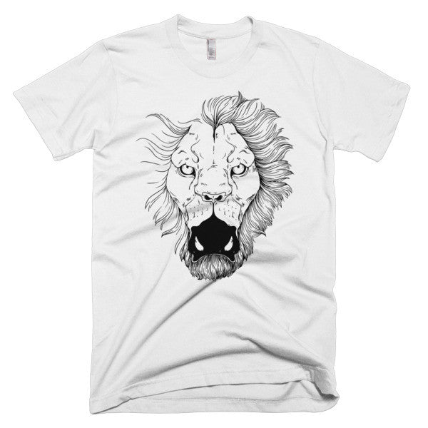 Lion Tee - A Sign Of Strength
