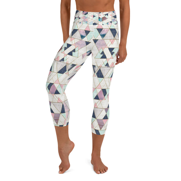 TriOcean Yoga Leggings