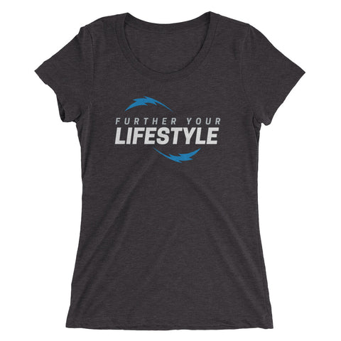 Further Your Lifestyle Ladies' short sleeve t-shirt