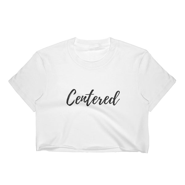 Centered Crop Top [W]
