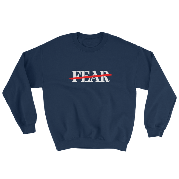 fearLESS - Inverted Sweatshirt