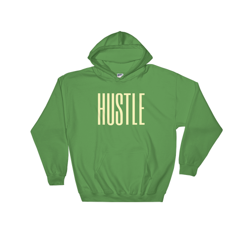 HUSTLE - Just Green & Yellow