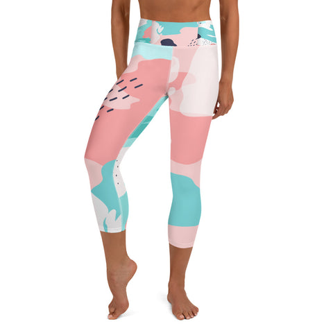 Neapolitan Yoga Leggings