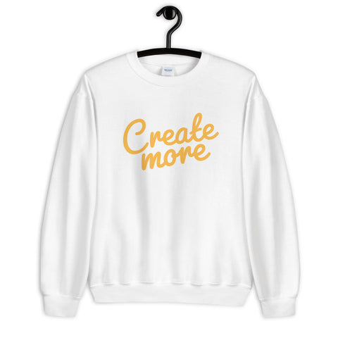 Create More Sweater