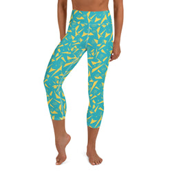 Spark Yoga Capri Leggings