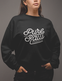 Pure & Raw Passion Sweater