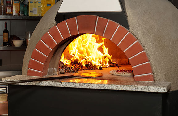 italian dome shaped pizza oven kit