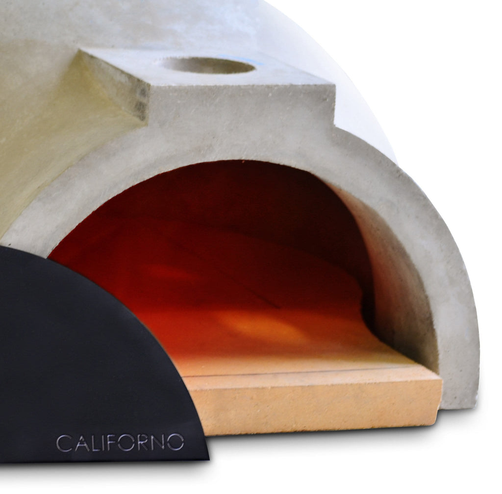 Pizza oven kit Californo Garzoni-280 isomatric view-02