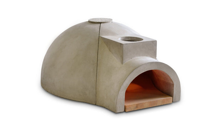 Pizza oven kit Californo Garzoni-350 isomatric view