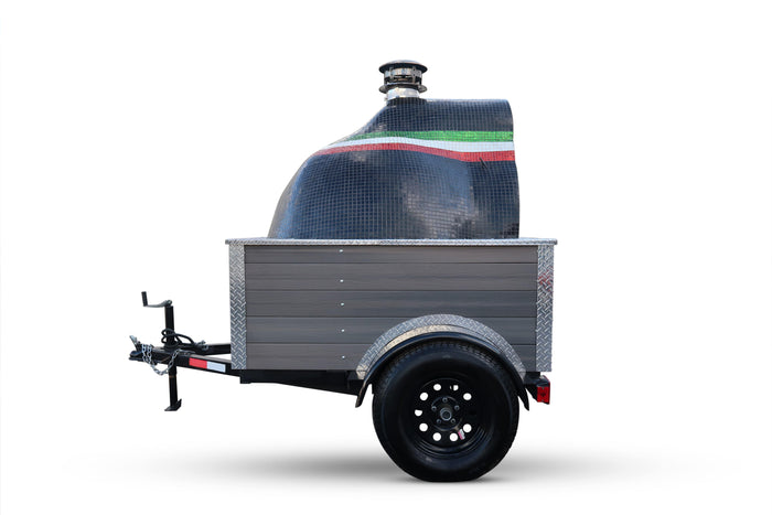 Carrello Pizza Oven Trailer
