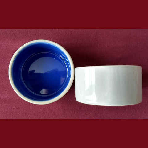 Ceramic Feeder Bowl