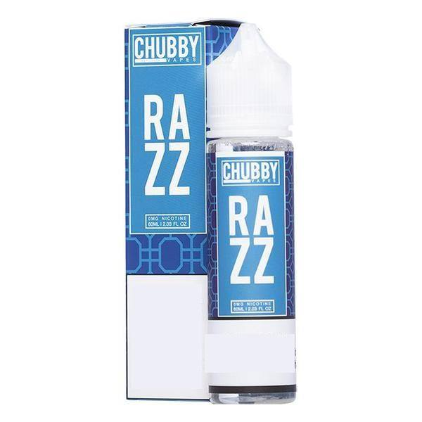 Chubby Bubble Vapes - Bubble Razz - CLOUD REVOLUTION
