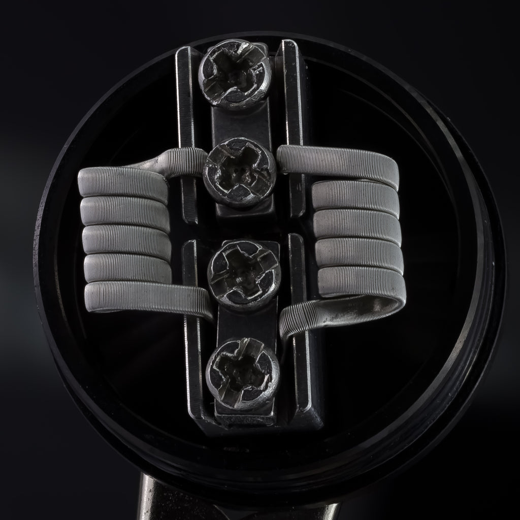 Framed Staple Coils - CLOUD REVOLUTION
