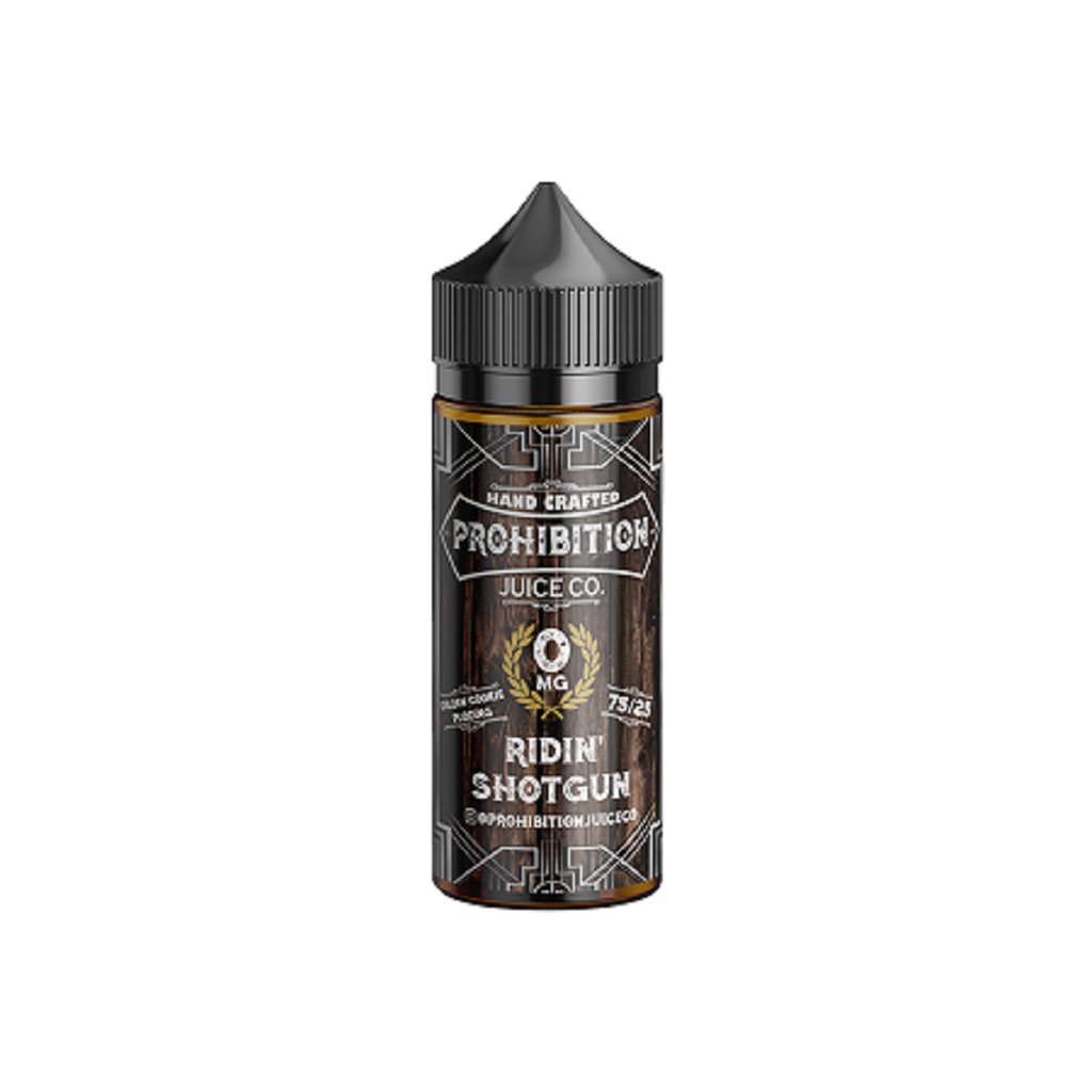 Prohibition Juice Co - Riding' Shotgun - CLOUD REVOLUTION