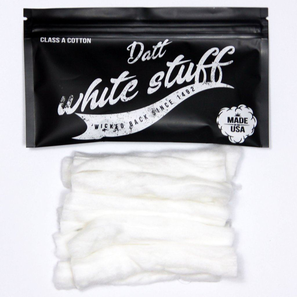 Datt White Stuff - CLOUD REVOLUTION