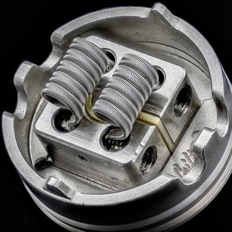 An RDA for Vaping  | Coilturd | Free Express Shipping - CLOUD REVOLUTION